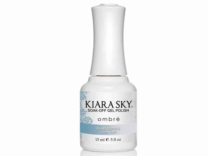 kiara sky ombre nail color Kiara Sky Ombre Nail Color G801 GlassSlippers