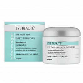 Pharmagel Eye Beaute® Treatment Pads 60 pads Pharmagel Eye Beaute® Treatment Pads 60 pads Eye Beaute   Treatment Pads fragrances and hair products Fragrances and Hair Products – Purefina Eye Beaute C2 AE Treatment Pads
